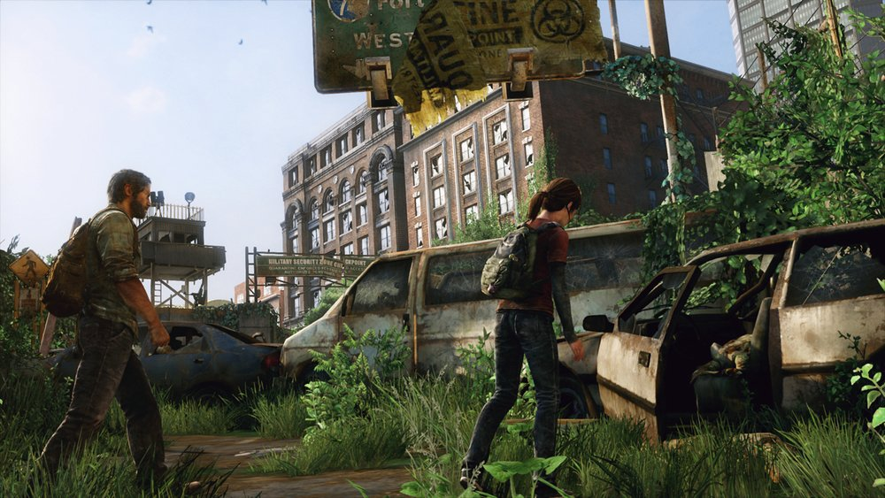 The Last of Us доберется до PS4 к лету . - Изображение 1