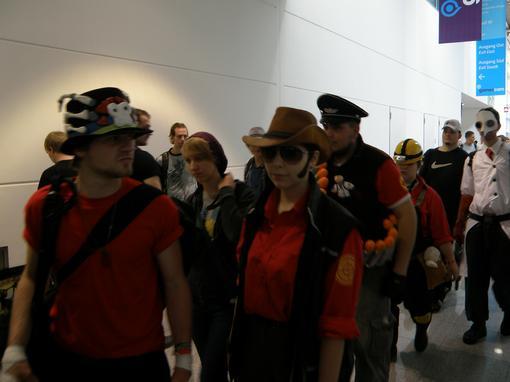 GamesCom 2011. Впечатления. Booth babes, косплей и фрики - Изображение 22