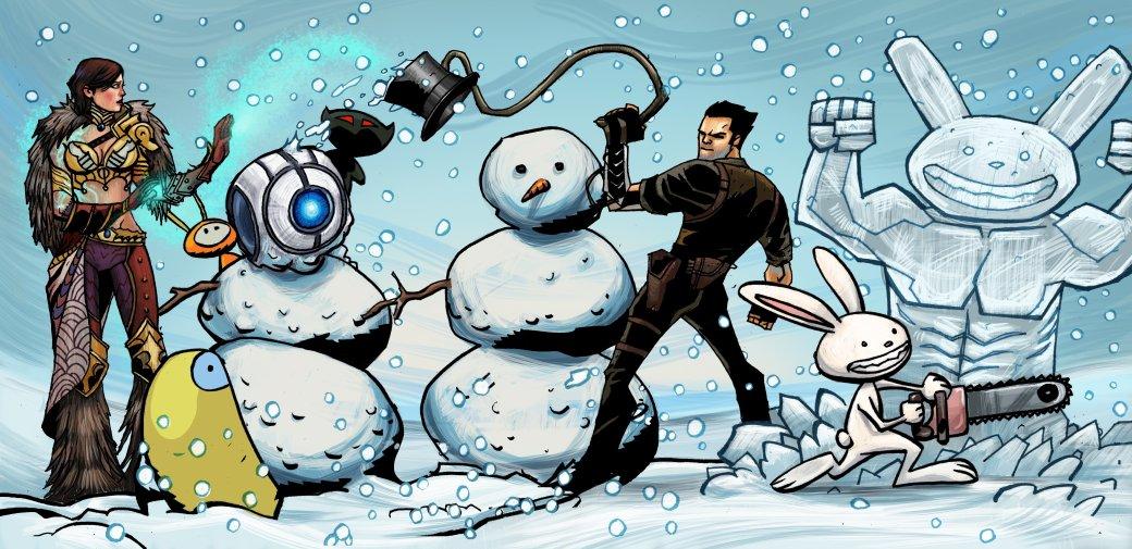 Зимняя распродажа в Steam начнется через неделю (ОБНОВЛЕНО) - Изображение 1