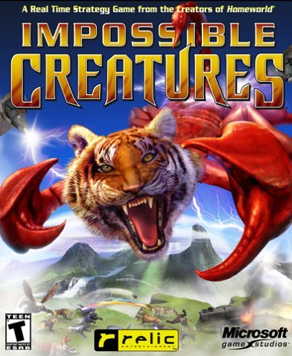 Привет из нулевых: Impossible Creatures появилась в Steam - Изображение 1