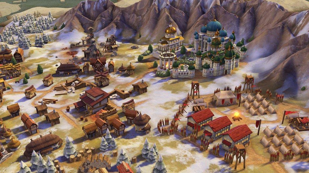 Sid Meier's Civilization VI— Шон Бин, мультяшность иджихад - Изображение 4