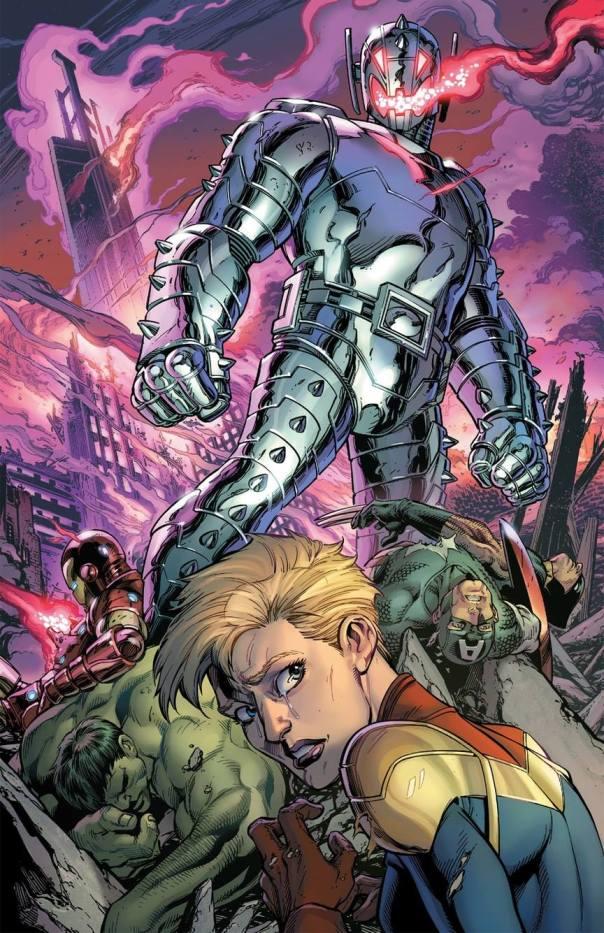 Новый тизер Marvel намекает на встречу новых и старых супергероев? - Изображение 2