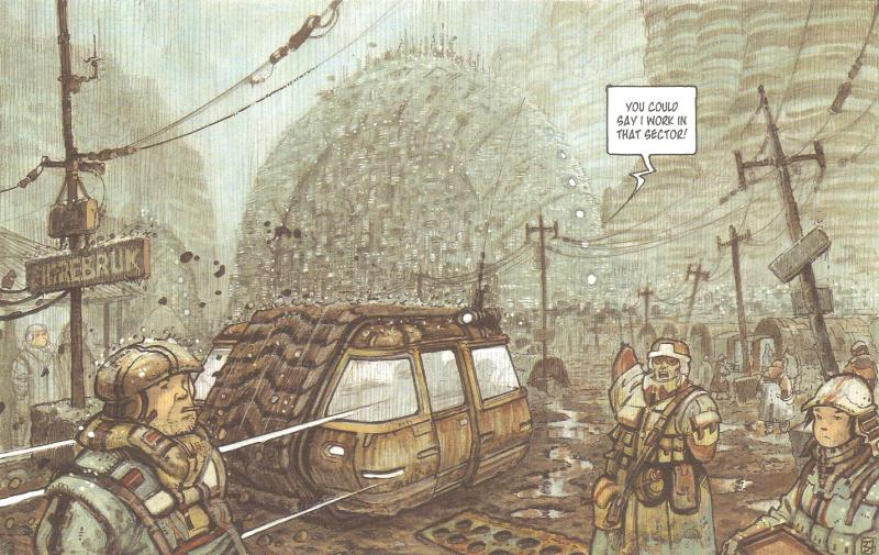 Комиксы: Orbital - Изображение 4
