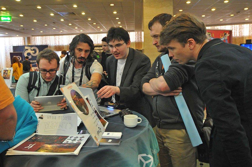 Чем запомнилась главная конференция инди-игр в России - Изображение 1