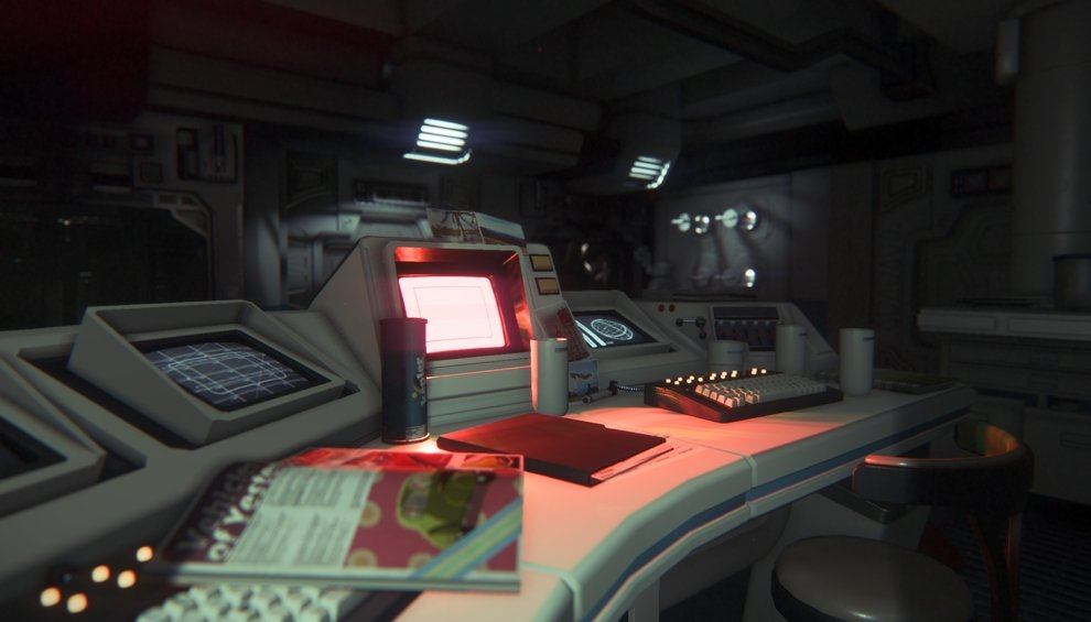 Alien: Isolation: интервью с Гэри Нэппером и Джудом Бондом - Изображение 2