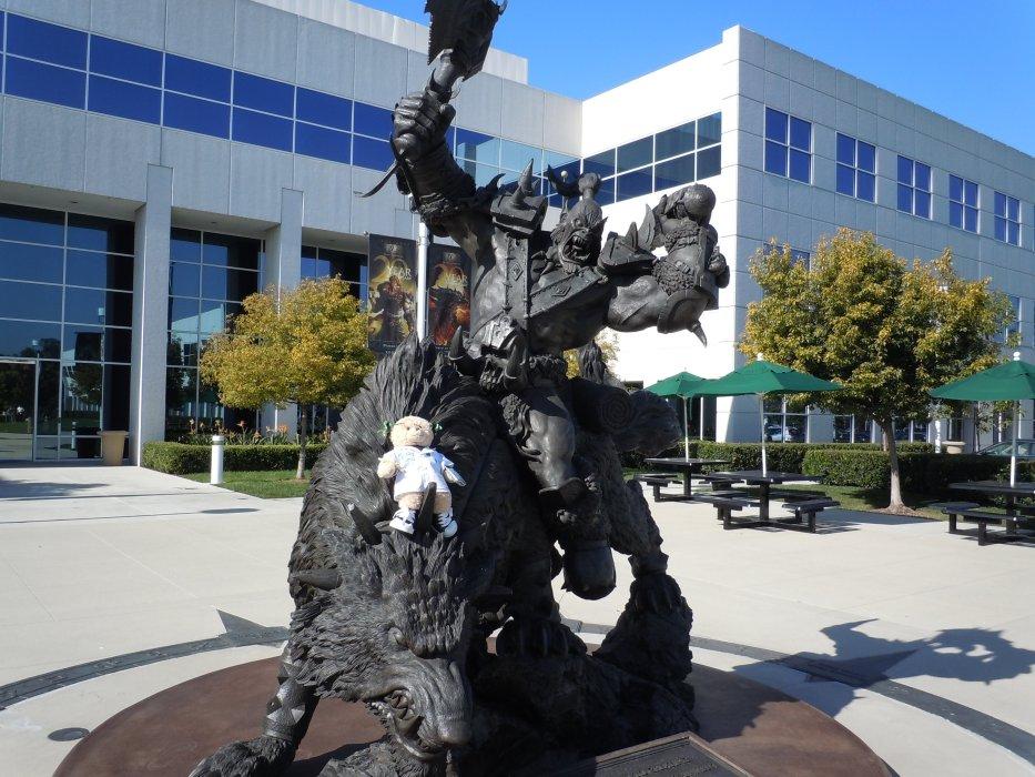 Ремесло. История Blizzard Entertainment - Изображение 1