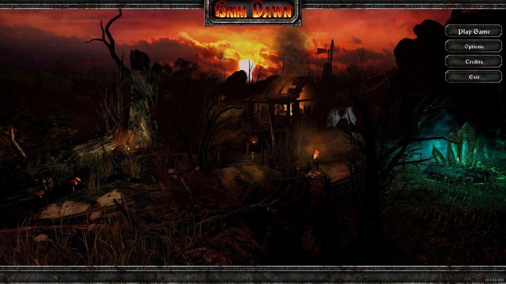 Про игру Grim Dawn - Изображение 1
