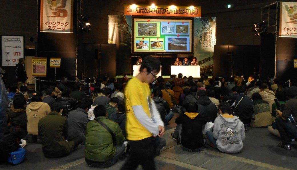 Репортаж с Monster Hunter Festa 2013 - Изображение 21