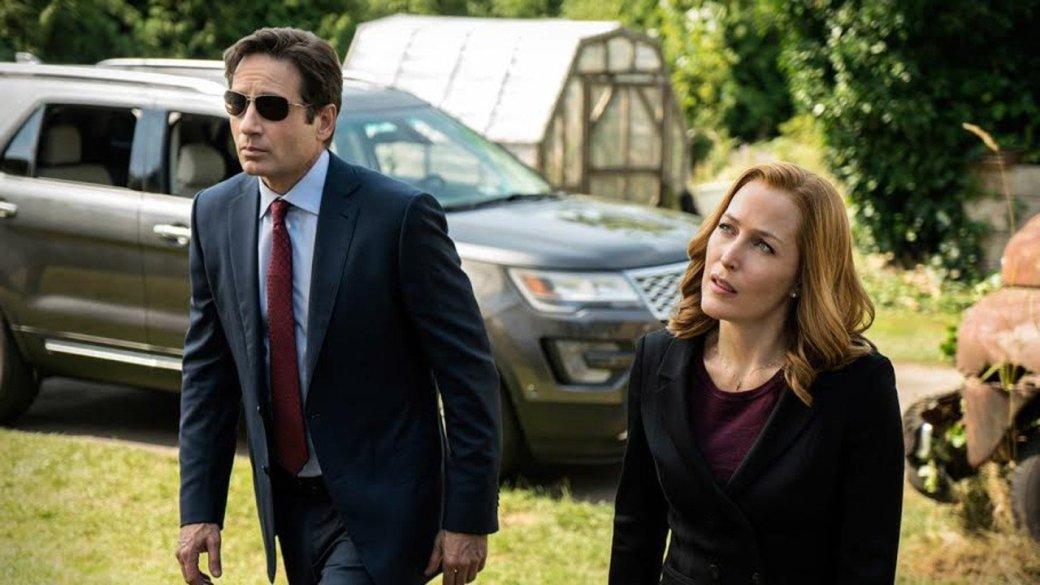 Картер объяснил, почему новые The X-Files показывают не по порядку - Изображение 1