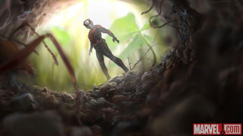 Рецензия на «Человека-муравья» - Изображение 2