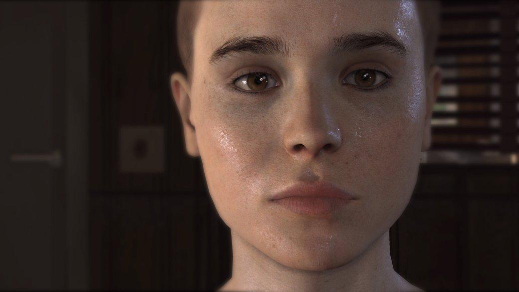 Beyond: Two Souls: впечатления с Gamescom 2012 - Изображение 1