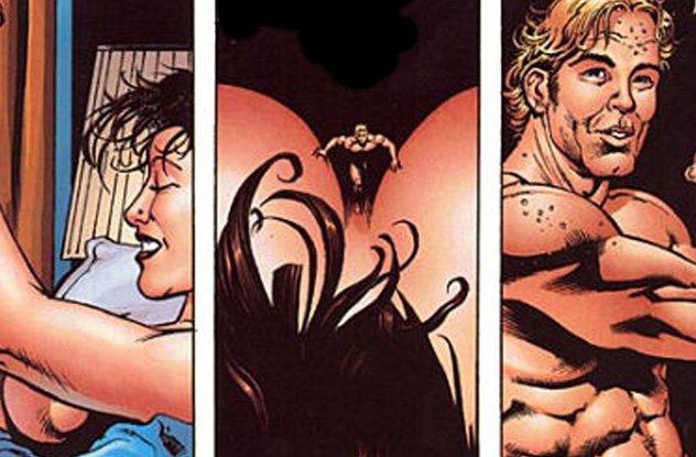 Монстры «Секретных материалов» и их аналоги из супергеройских комиксов - Изображение 44