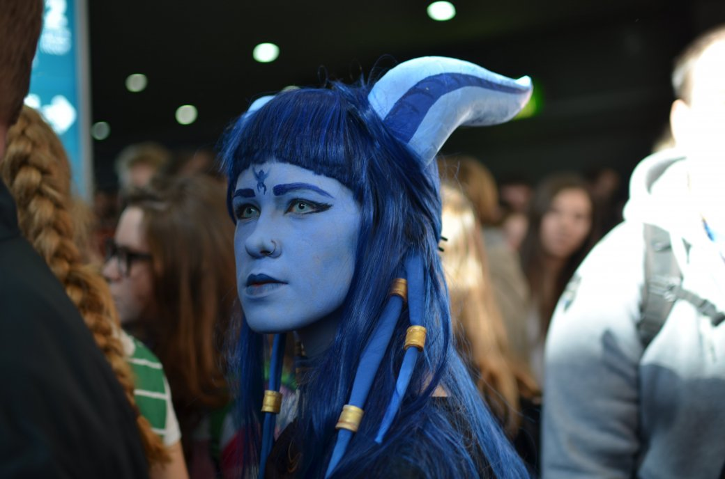 Фотоотчет с «Игромира» и Comic Con Russia, день 3 – Миша Коллинз - Изображение 20