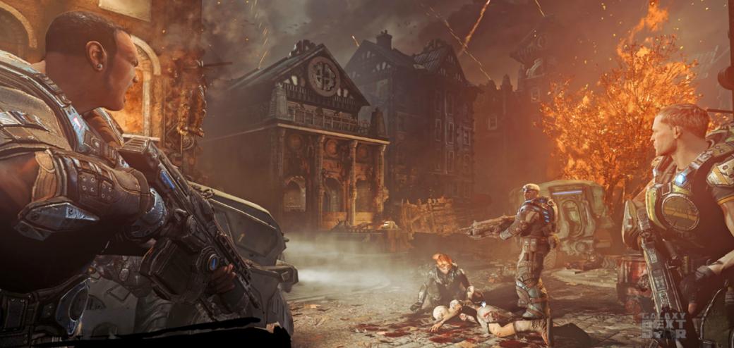 E3: Gears of War: Judgement - впечатления от однопользовательского режима - Изображение 1
