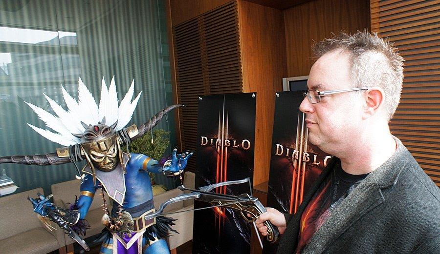 Директор разработки Diablo 3 покинул Blizzard - Изображение 1