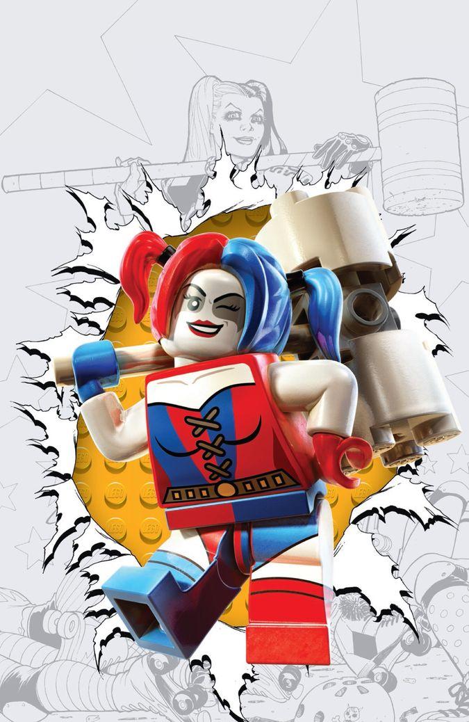 LEGO украшает комиксы DC  - Изображение 15