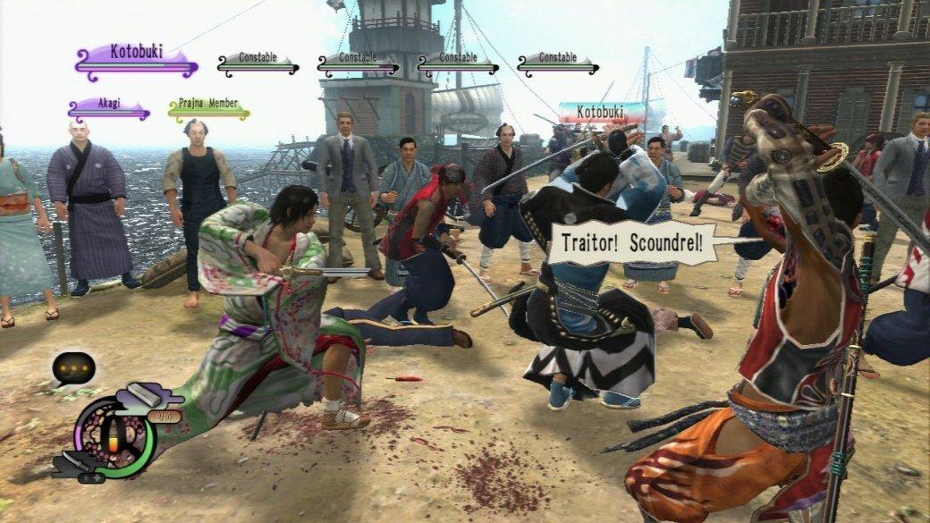 Way of the Samurai 4 добредет до PC спустя три года - Изображение 1
