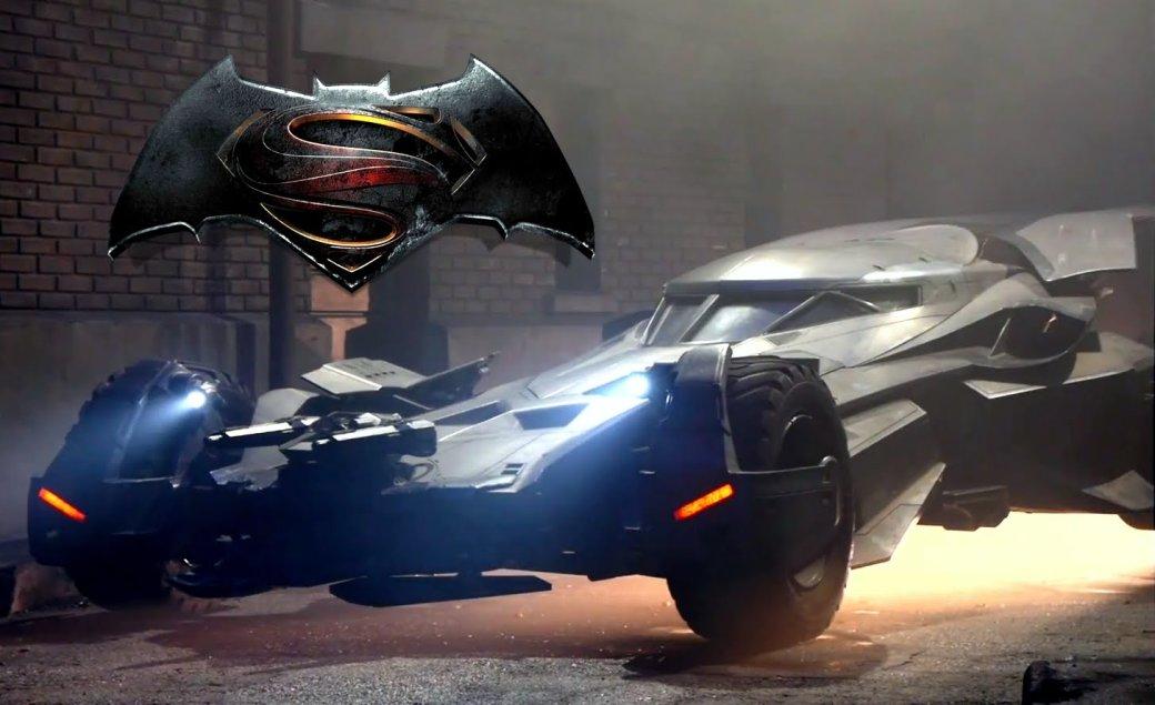 История бэтмобиля: все машины Темного Рыцаря - Изображение 14