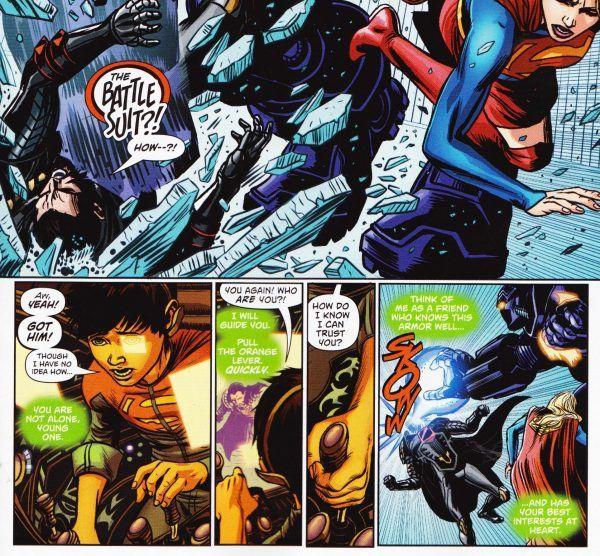 Похоже, мынаконец знаем, кто такой загадочный Мистер Озвкомиксах DC. - Изображение 4