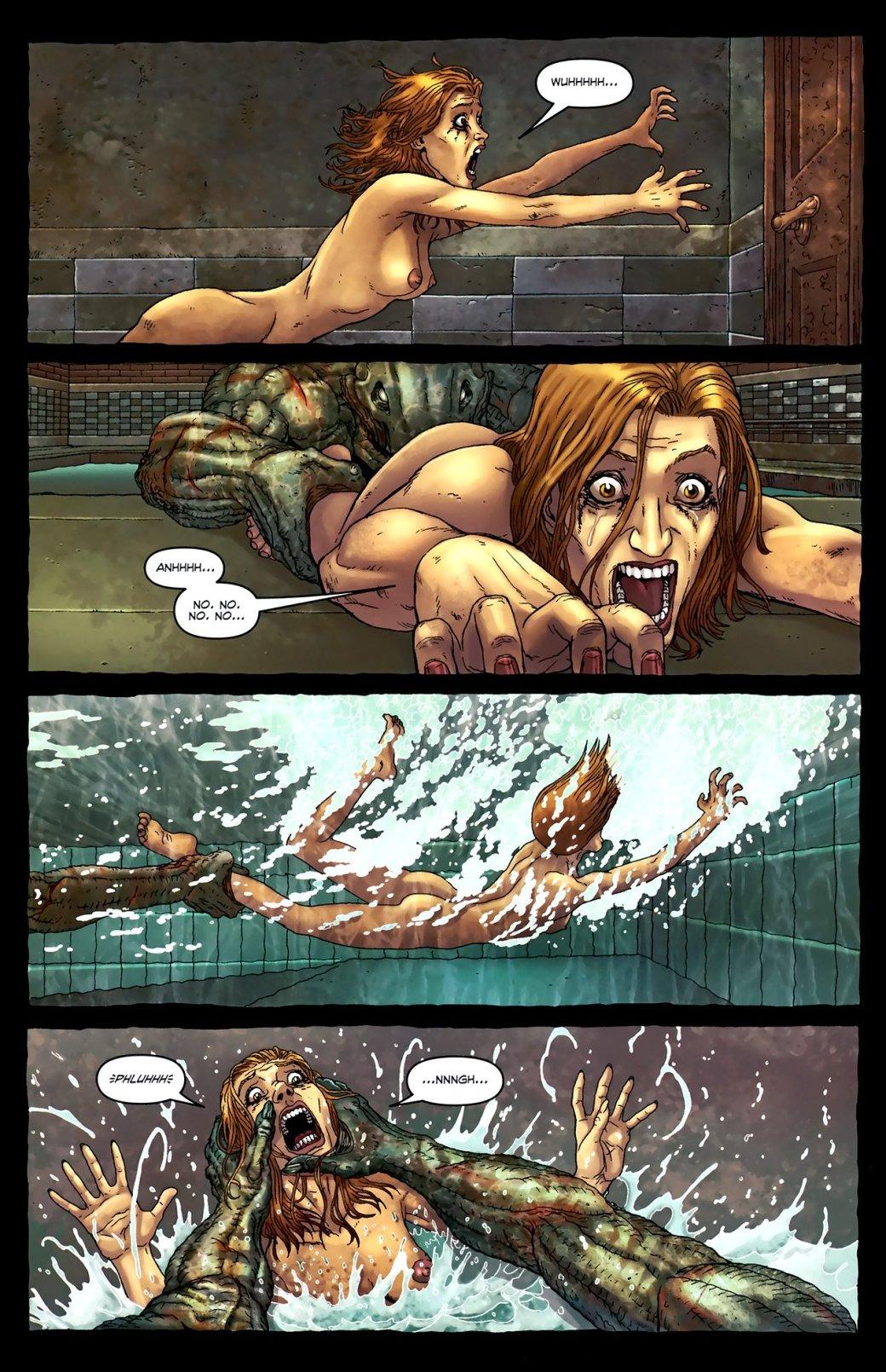 Самый сексуальный комикс