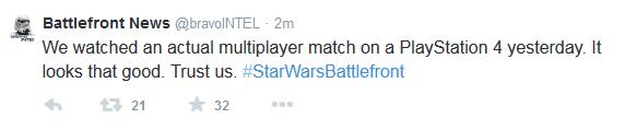 Star Wars Battlefront выдаст 60 FPS на всех платформах - Изображение 2