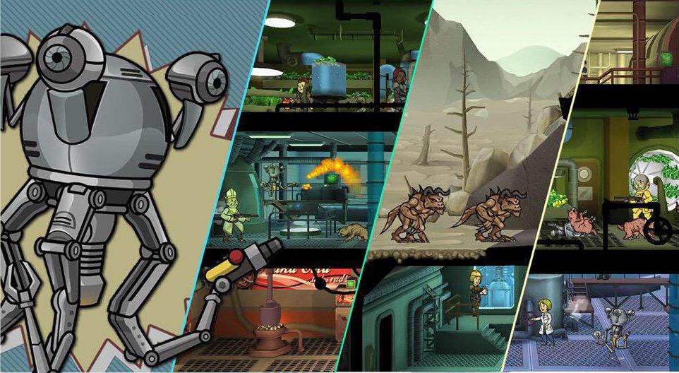 Android-версия Fallout Shelter выйдет 13 августа. - Изображение 1
