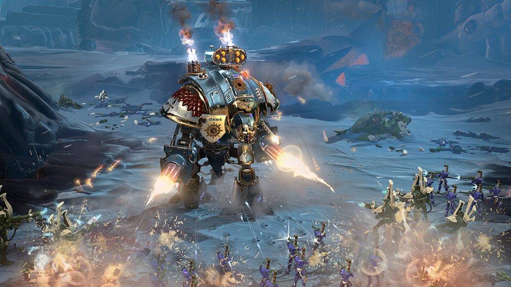 Рецензия на Warhammer 40.000: Dawn of War III. Обзор игры - Изображение 13