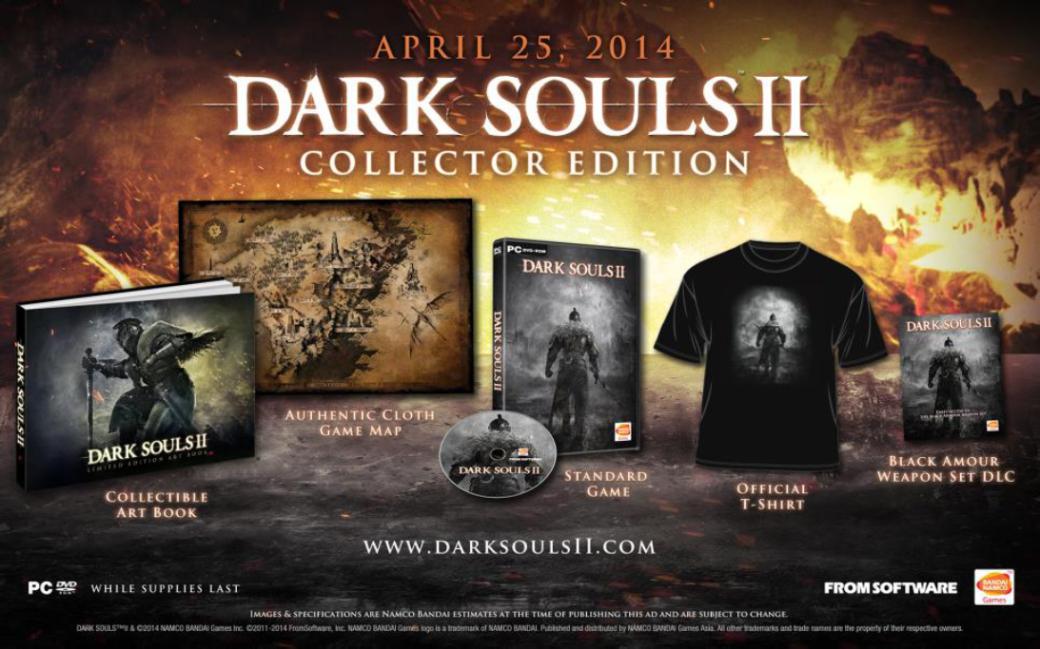 Dark Souls 2 для PC выйдет 25 апреля. - Изображение 1
