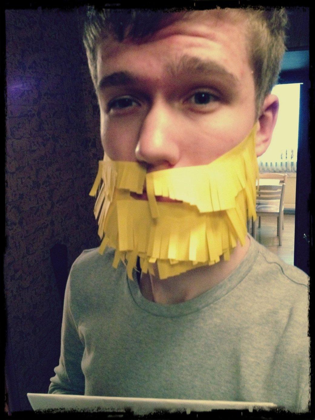 """Итоги конкурса """"Борода"""" (трансляция Max Payne 3). - Изображение 5"""