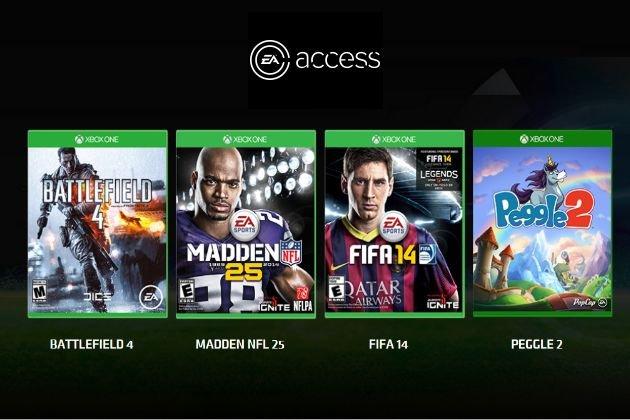 EA запустила подписку на игры для Xbox One за 250 рублей в месяц - Изображение 1