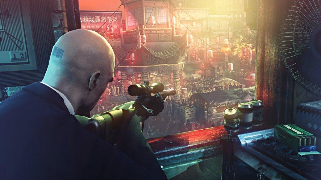 E3: Hitman: Absolution - наши впечатления - Изображение 4