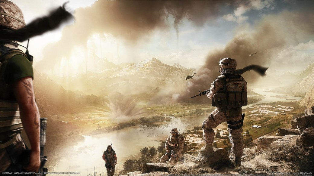 Милитари-дежавю: 11 сцен из трейлера Battlefield 4, которые мы где-то видели. - Изображение 16