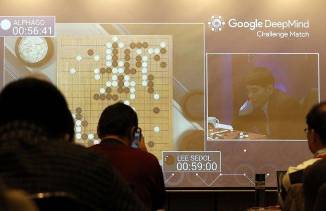 Искусственный интеллект победил чемпиона мира по игре в го - Изображение 1