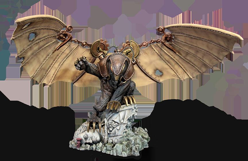 В коллекционное издание Bioshock Infinite войдет огромная статуэтка - Изображение 3