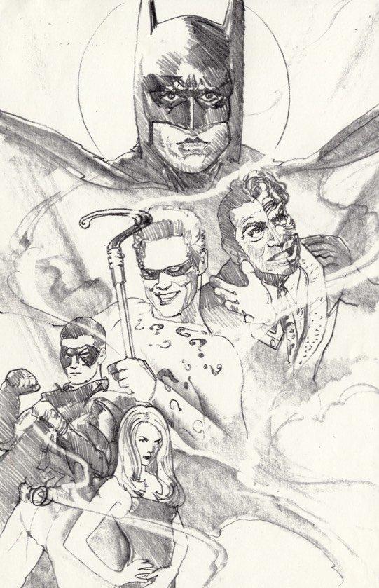 Неопубликованные постеры Джона Элвина - Изображение 5