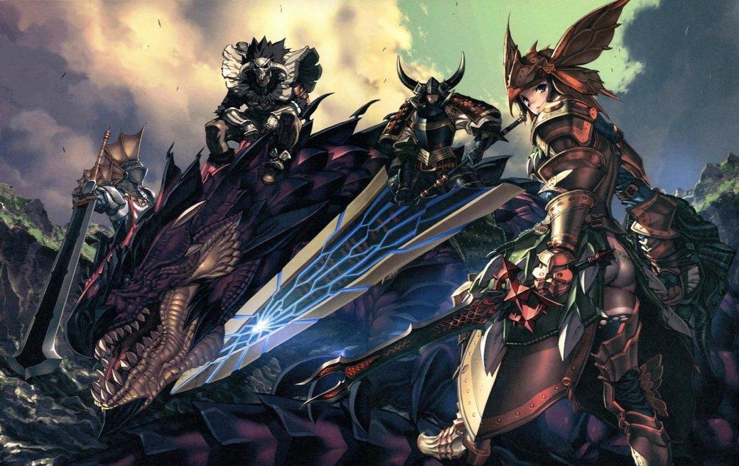 Monster Hunter 4 не дрогнул перед The Evil Within в японском чарте - Изображение 1