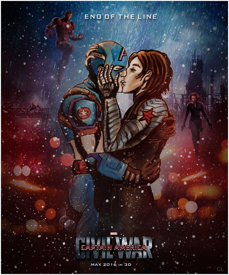 Рецензия на «Первый мститель: Противостояние» - Изображение 8