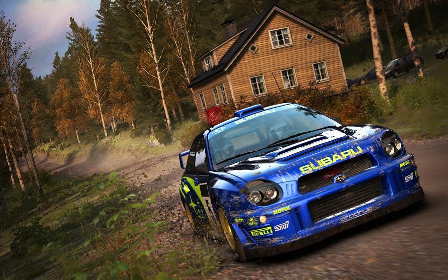 В консольной версии DiRT Rally будет семь уникальных машин - Изображение 1