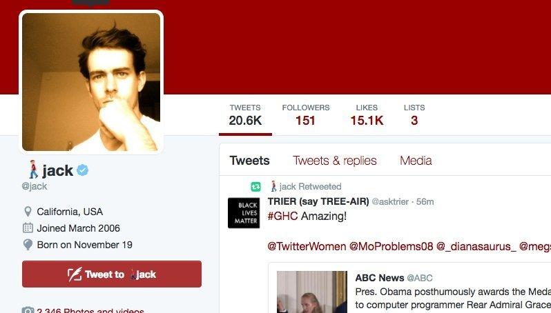 Twitter забанил собственного CEO. По ошибке - Изображение 2