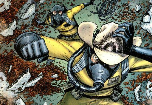 Комиксы: The Exterminators - Изображение 1