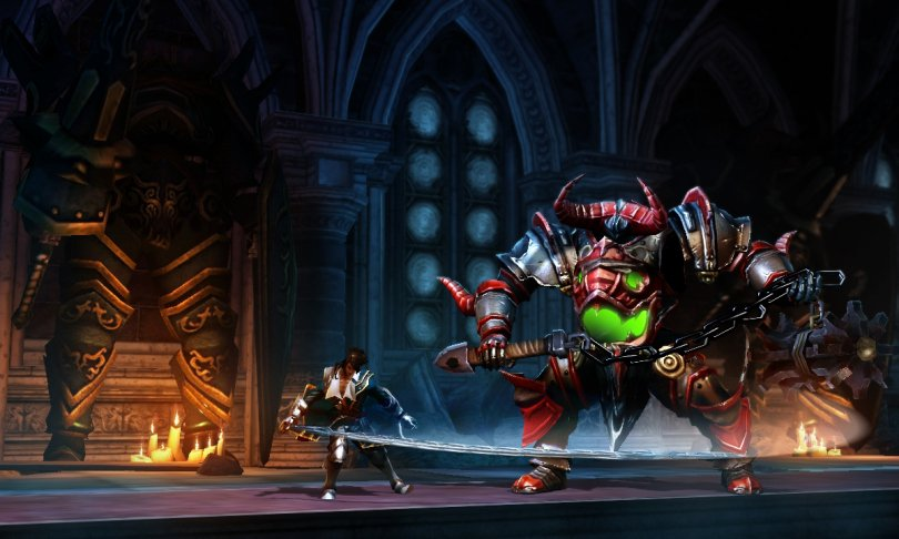 Castlevenia: Mirror of Fate доберется до Steam к концу марта - Изображение 1