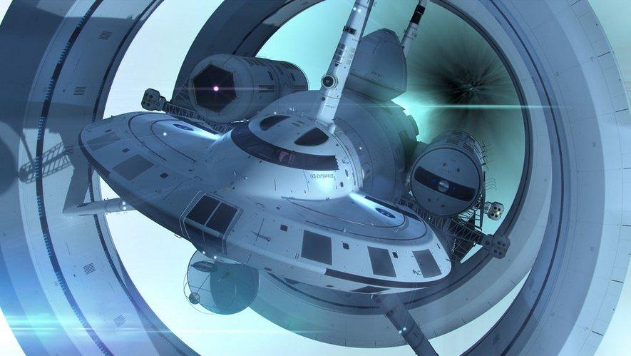 Сверхсветовой корабль NASA создан по мотивам «Стар Трека» - Изображение 1
