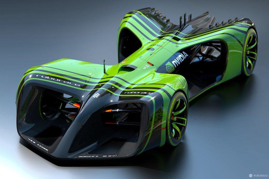Nvidia теперь тоже делает беспилотные автомобили - Изображение 1