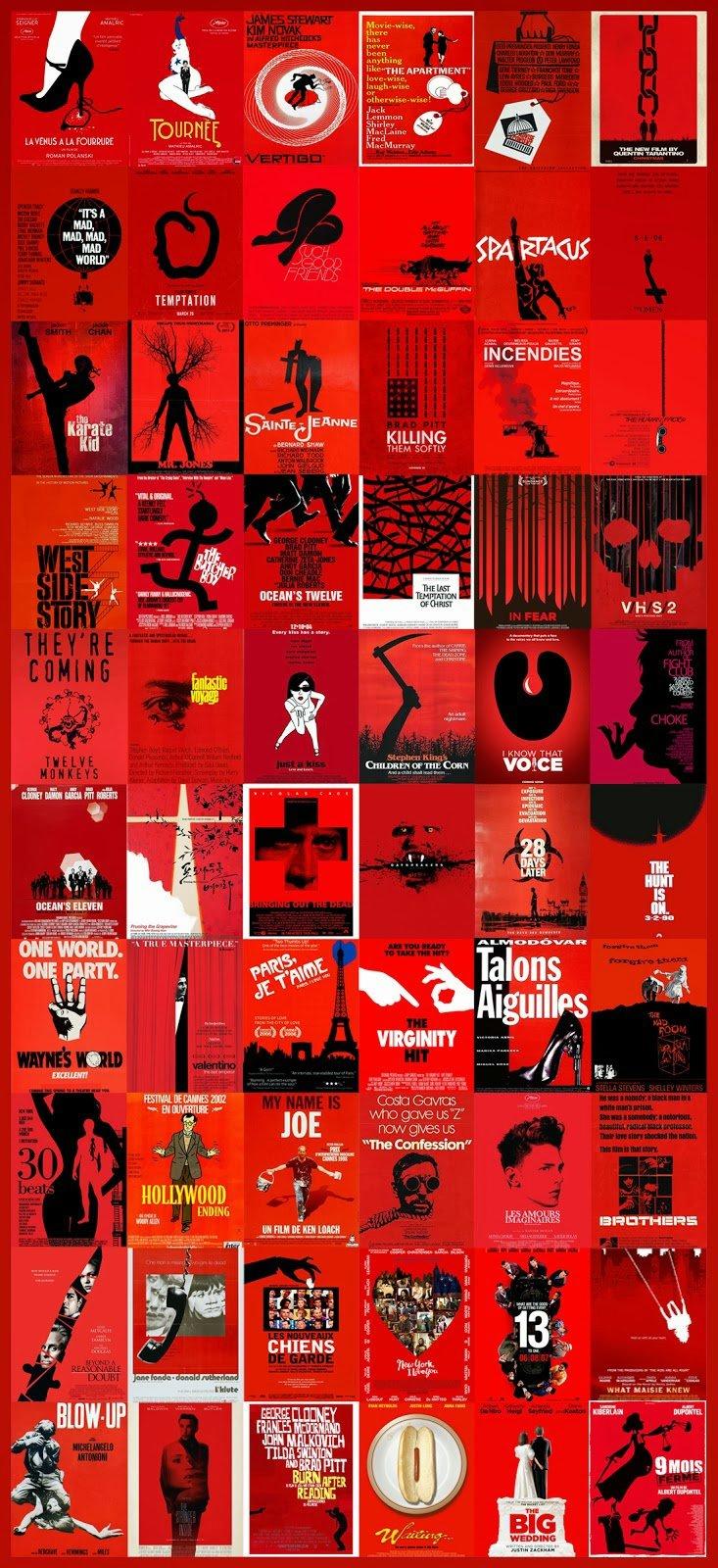 Утомившие киноштампы: Когда-то  постеры были искусством - Изображение 72