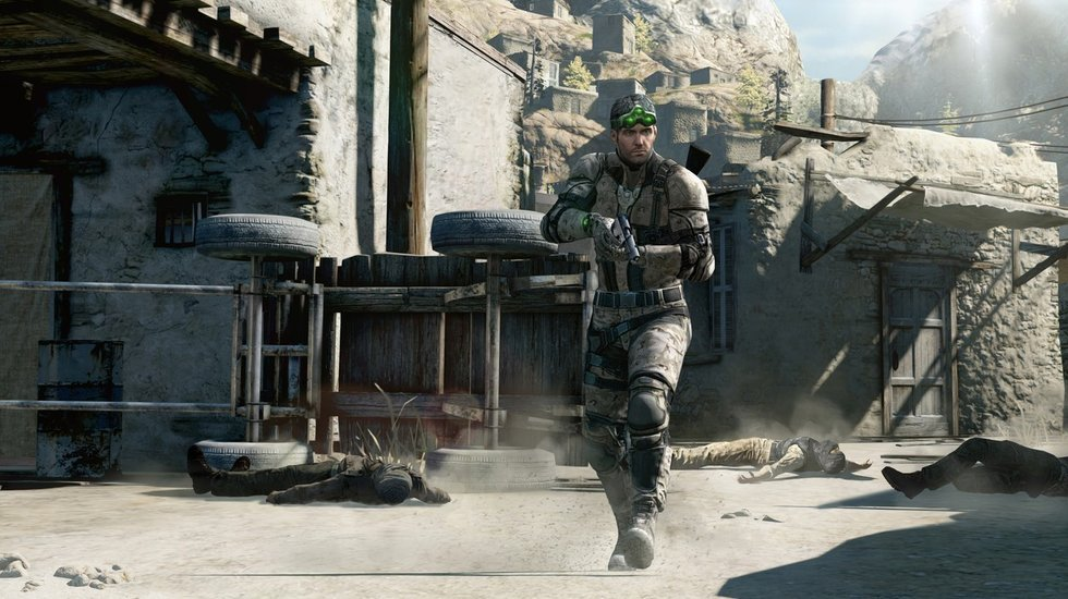 Твои зеленые глаза: превью Splinter Cell: Blacklist. - Изображение 1