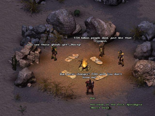 Иди и смотри: Всадники Апокалипсиса в видеоиграх - Изображение 3