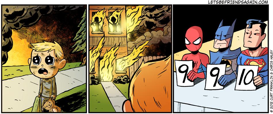 5 причин, по которым вы не читаете комиксы - Изображение 11