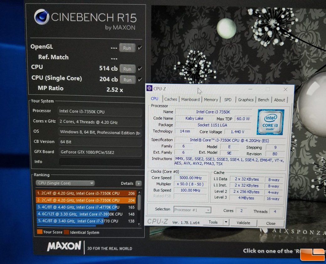Intel Core i7 Kaby Lake разогнали до 7 ГГц - Изображение 4