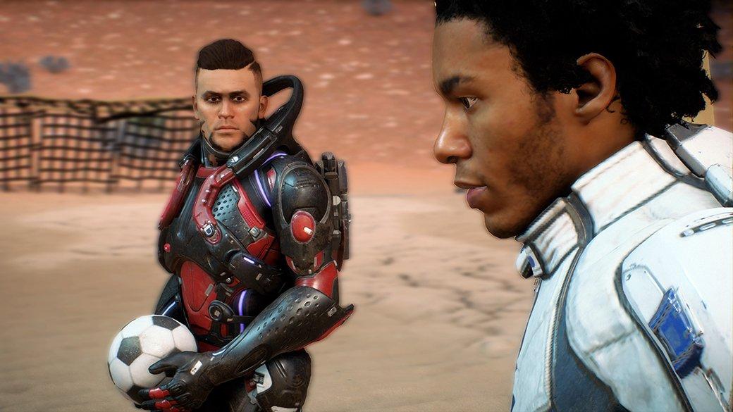 Рецензия на Mass Effect: Andromeda - Изображение 11