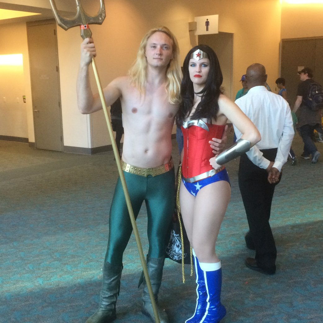 Лучший косплей Comic-Con 2015 - Изображение 54
